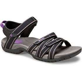 Teva Tirra Sandalen Dames, black/grey